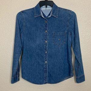 TOMMY HILFIGER | Long Sleeve Button Down Shirt